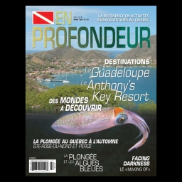 Parution de la nouvelle formule de la revue En Profondeur / Launch of the new formula of the magazine En Profondeur