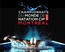 Championnat du monde de natation IPC 2013 / 2013 IPC Swimming World Championships