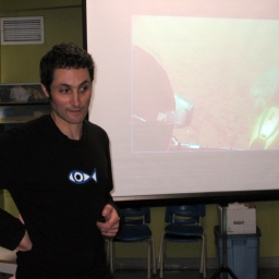 Présentation multimédia dans une garderie / Multimedia presentation in a daycare