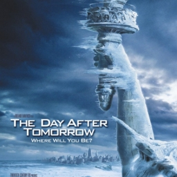 Sortie du film The Day After Tomorrow de Roland Emmerich / Release of the movie The Day After Tomorrow by Roland Emmerich