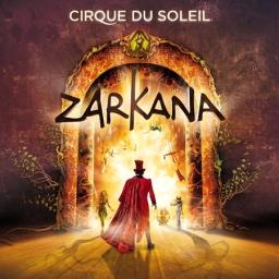 Spectacle Zarkana du Cirque du Soleil / Zarkana show for Cirque du Soleil