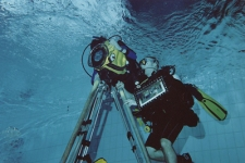 submersible tripod-a