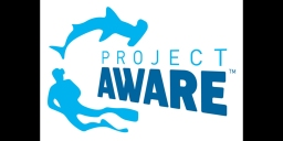 AQUAMEDIAS encourage Project Aware / AQUAMEDIAS supports Project Aware
