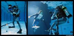 Alex Nevsky chante sous l'eau ! / Alex Nevsky sings under water!