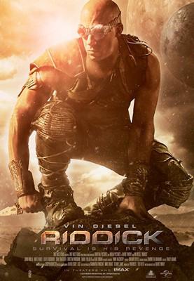 Riddick (David Twohy, 2013)