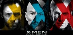 Une rivière reconstituée pour le film X-Men Days of Future Past / Reconstitution of a  river for the film X-Men Days of Future Past