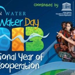 Bonne journée mondiale de l'Eau ! / Happy World Water Day!