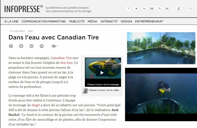 InfoPresse, 21 juin 2004