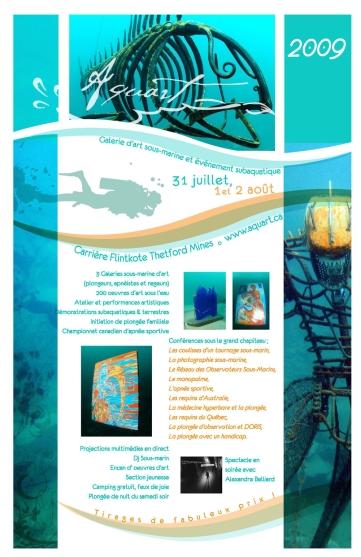 Aquart, Juillet 2009