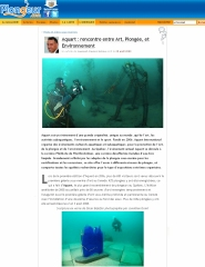 Pg1-Plongeur.com, Août 2009
