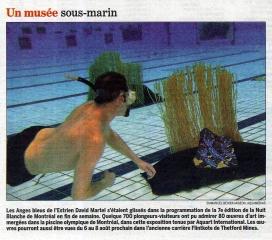 La Tribune, Février 2010