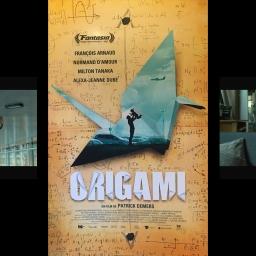 """Première de """" Origami """" en sélection officielle au Festival Fantasia 2017 / Premiere of """"Origami"""" in Official Selection at the 2017 Fantasia Festival"""