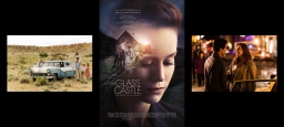 "Sortie nord-américaine du drame ""The Glass Castle""  / North American release of the drama ""The Glass Castle"""