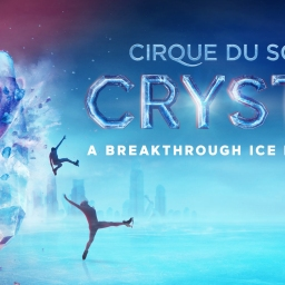 Lancement du nouveau spectacle Crystal du Cirque du Soleil au Québec / Launch of the new show Crystal from Cirque du Soleil in Quebec