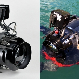 Caisson Hydroflex pour caméras Alexa et RED maintenant disponible à Montréal / Hydroflex housing for Alexa and RED cameras now available in Montreal