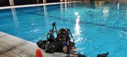 Captation sous-marine multi caméras / Multi-camera underwater shoot