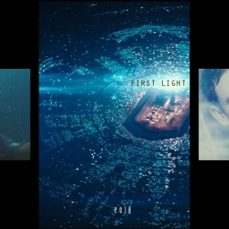 Bande-Annonce et Affiche du film At First Light / Trailer and Poster for the film At First Light