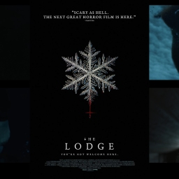Bande-Annonce et Affiche du film The Lodge / Trailer and Poster for the film The Lodge