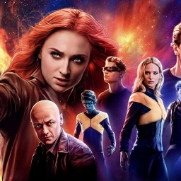 Le nouveau X-Men : Dark Phoenix sort en salle cette semaine ! / The new X-Men: Dark Phoenix is coming out this week!